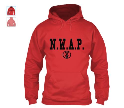 NWAP shirts